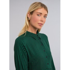 Cardigan maille tricot - LIONA