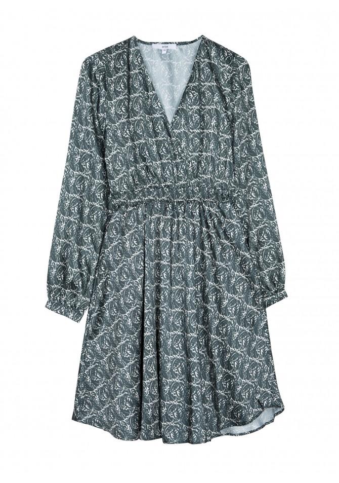 MEXICO - Robe courte imprimée - ANGE