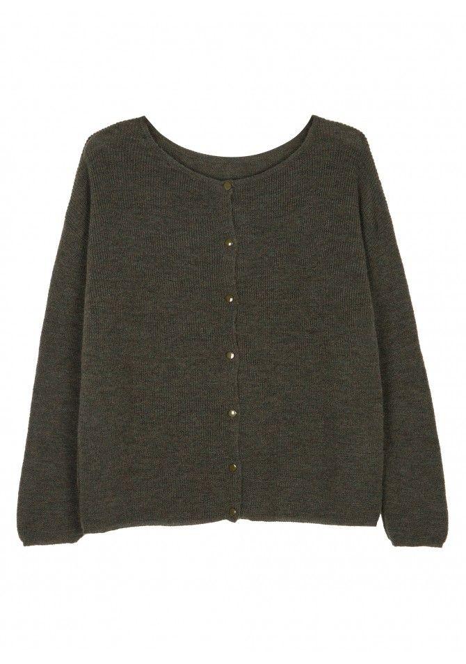 LEBALTAZAR - Soft knit sweater - ANGE