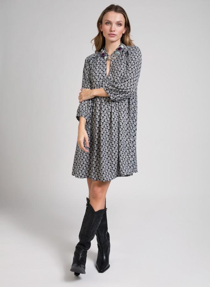Robe courte ample OLIVIO