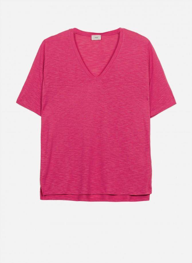 T-shirt col V TALES