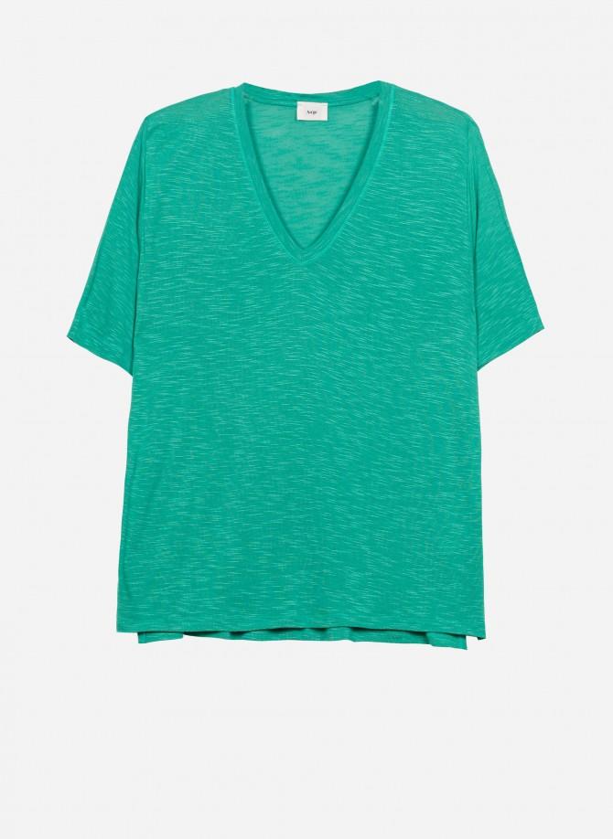 TALES V-neck T-shirt