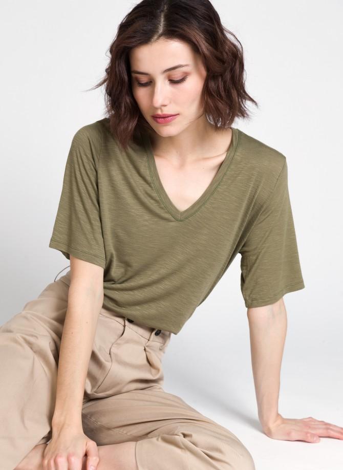 V-neck T-shirt  TALES