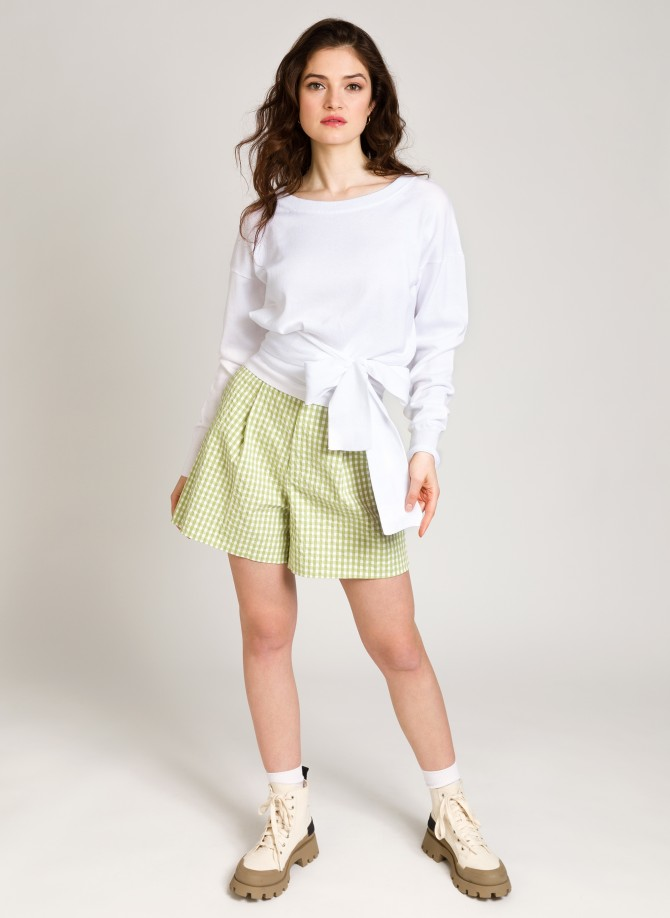Knitted sweater LETHELMA