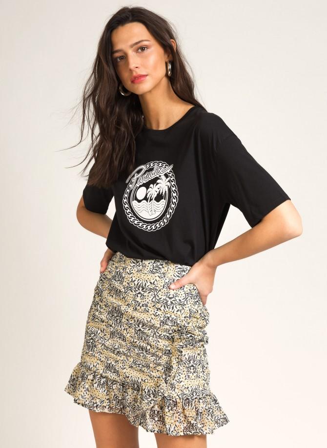 Short skirt with ruffles ROMEO