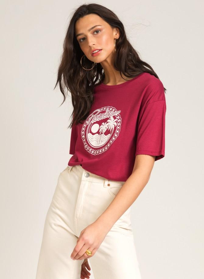 Short sleeve T-shirt  TIANE