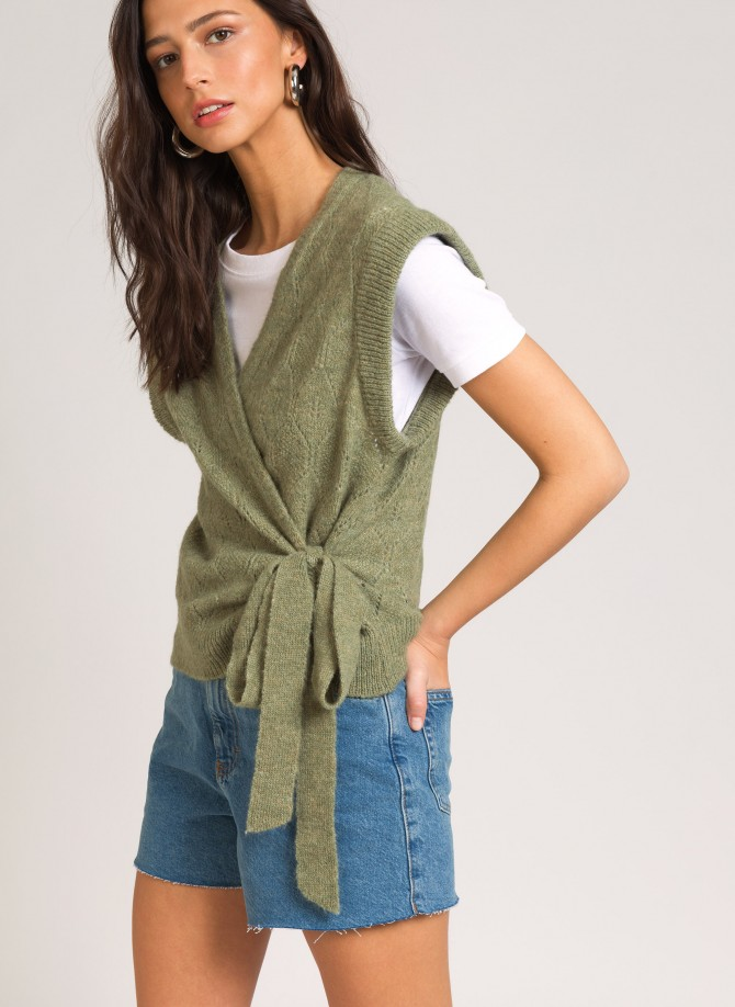 Knitted pullover LEMARJO