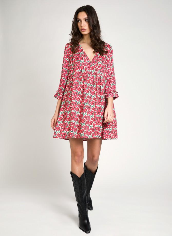 Loose short dress MALONE