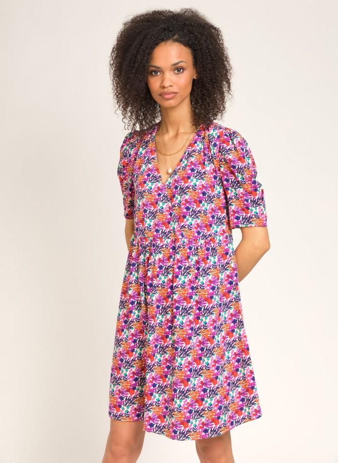 Short flared dress  MALONA