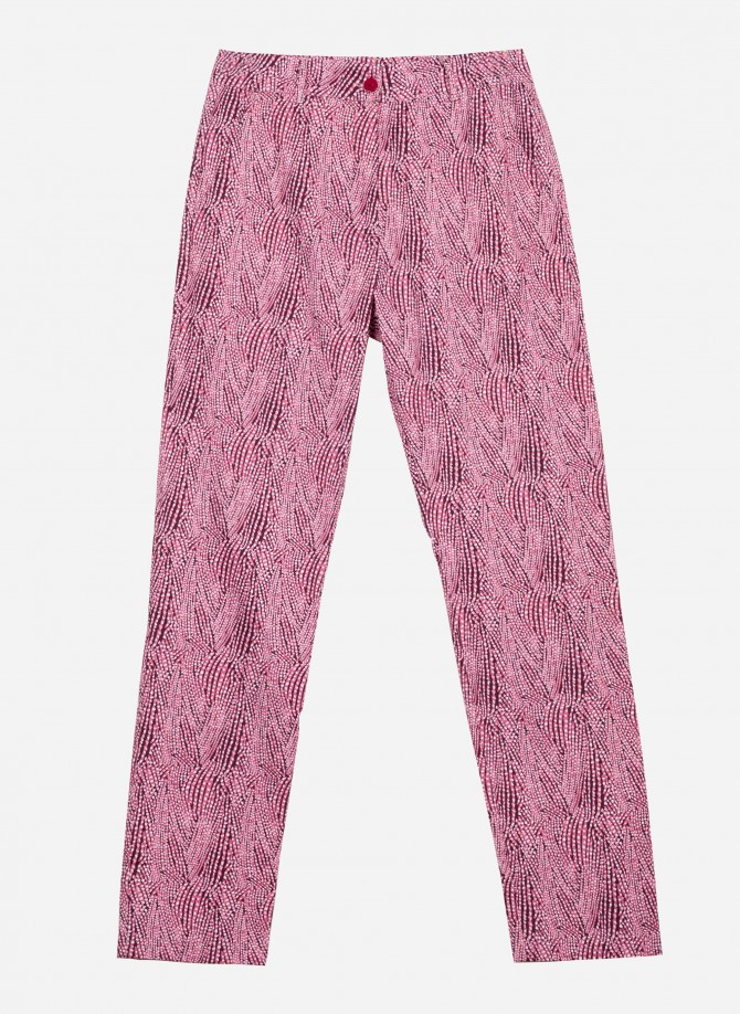 Straight cut trousers PACO