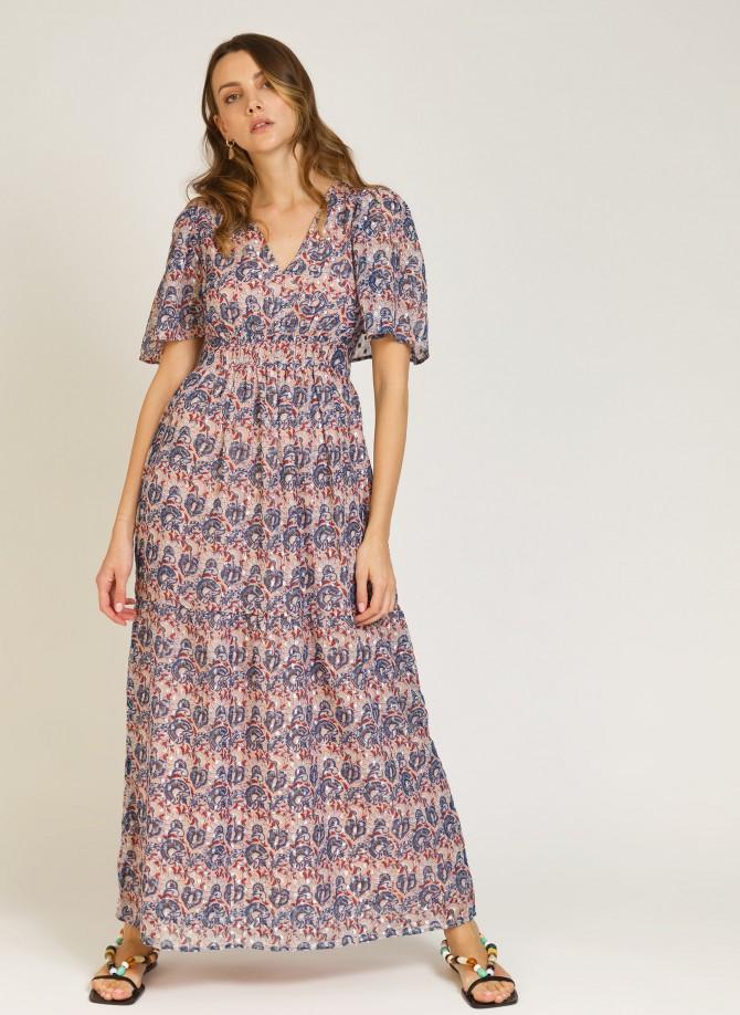 Long flowing dress OGGI