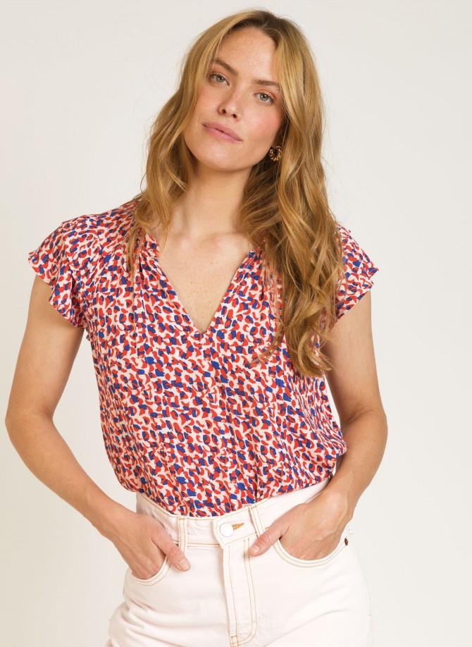Printed blouse  KALIANA VL