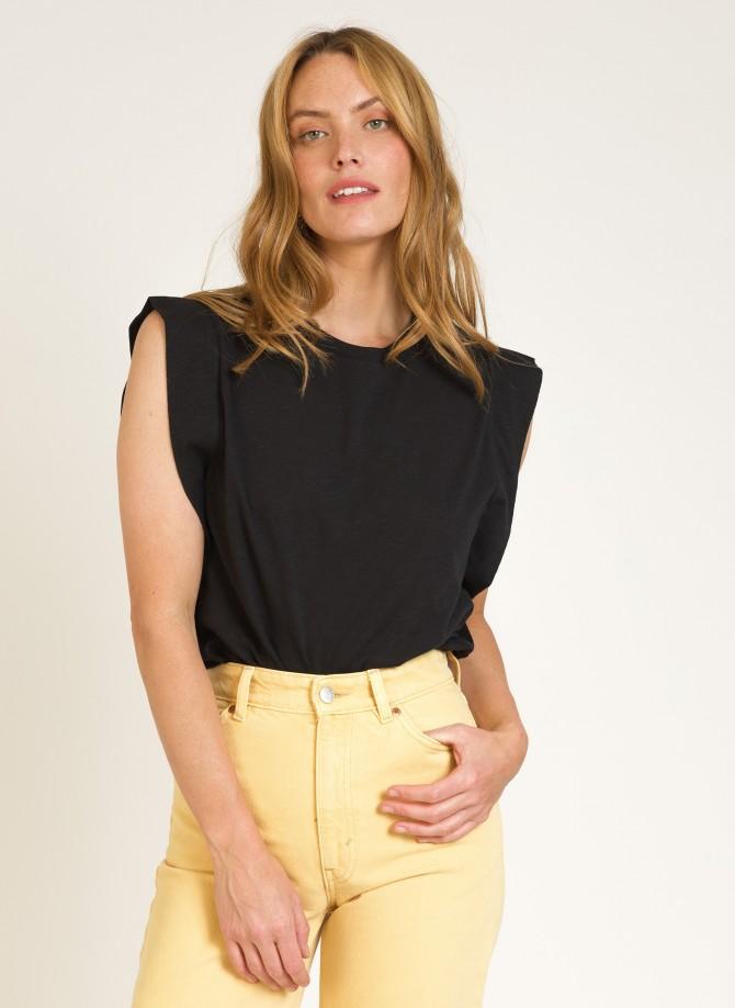Sleeveless T-shirt  TANINA C
