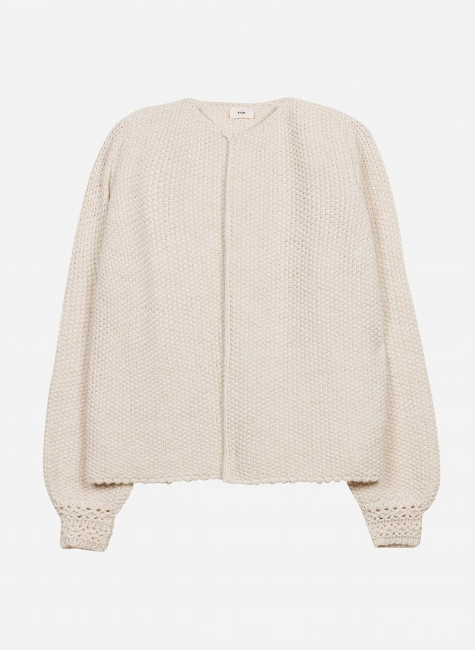 LAMOUREUX knitted cardigan
