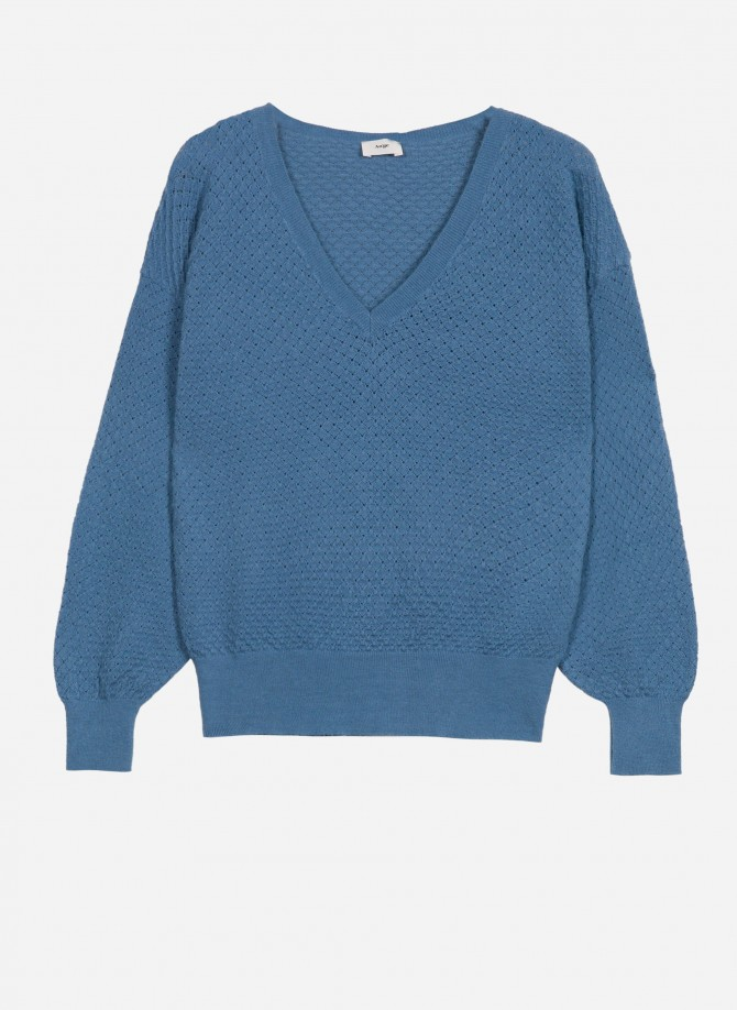 LESTY Short Sweater