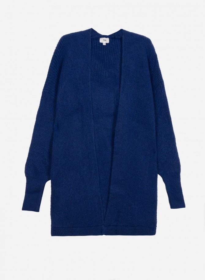 LEDALIA knitted mid-length...