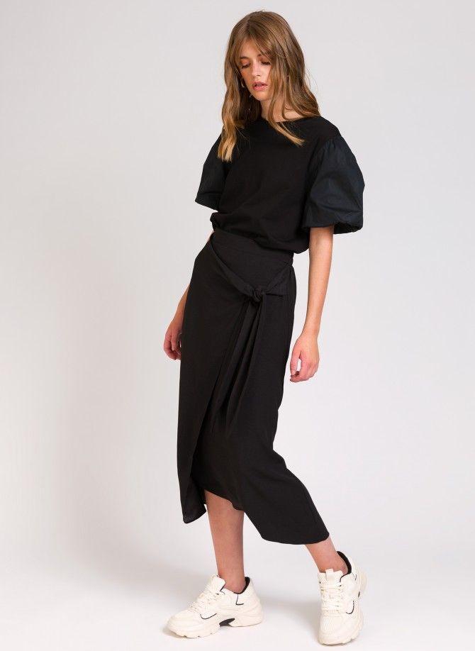 JORDY wrap skirt