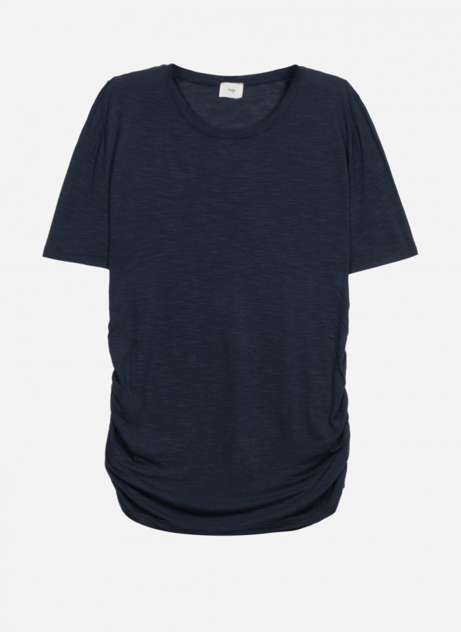 TULIPO Ruched T-shirt
