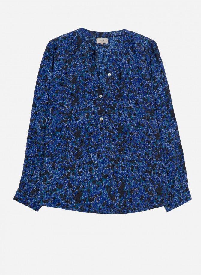SANDRINE loose blouse