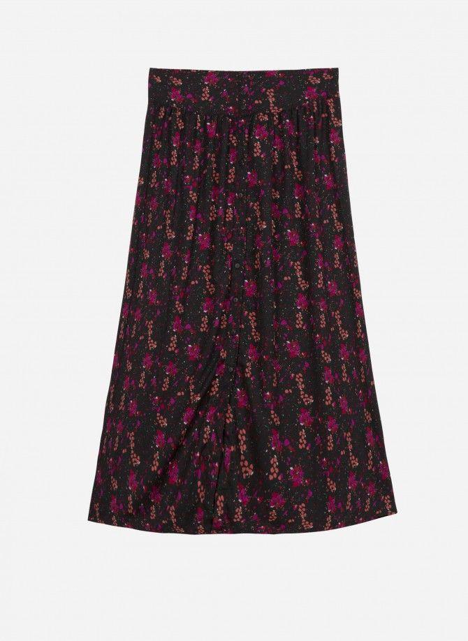 Long printed skirt RYME