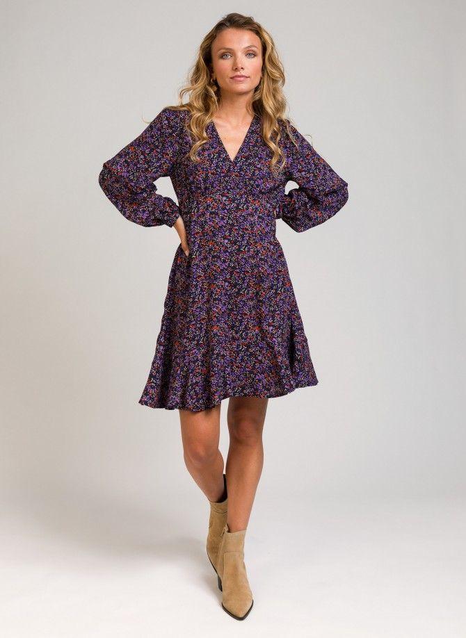 MICHAL short dress