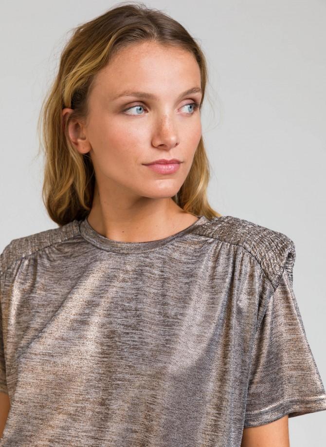 Iridescent T-shirt AKIDO