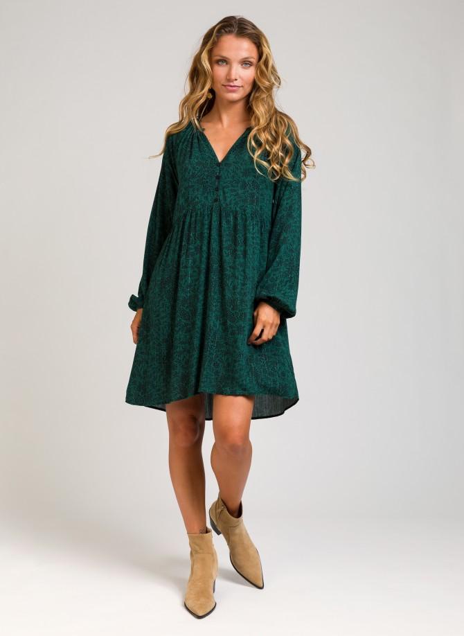 Short dress with lurex MAELIK VL