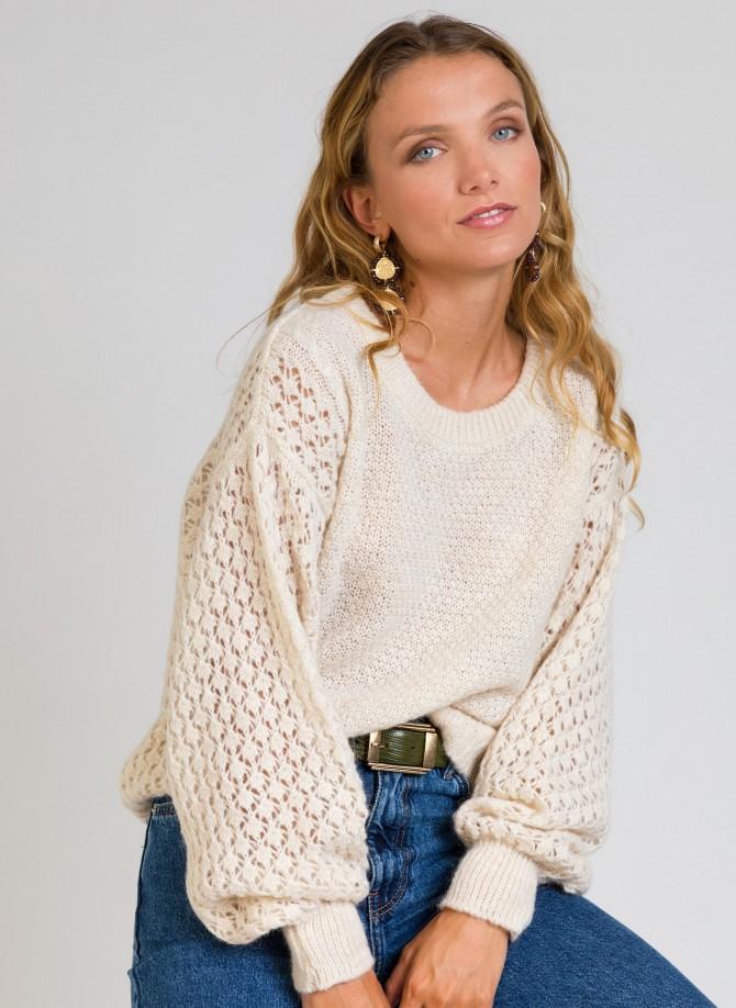 Loose knit jumper LEMEUNIERE