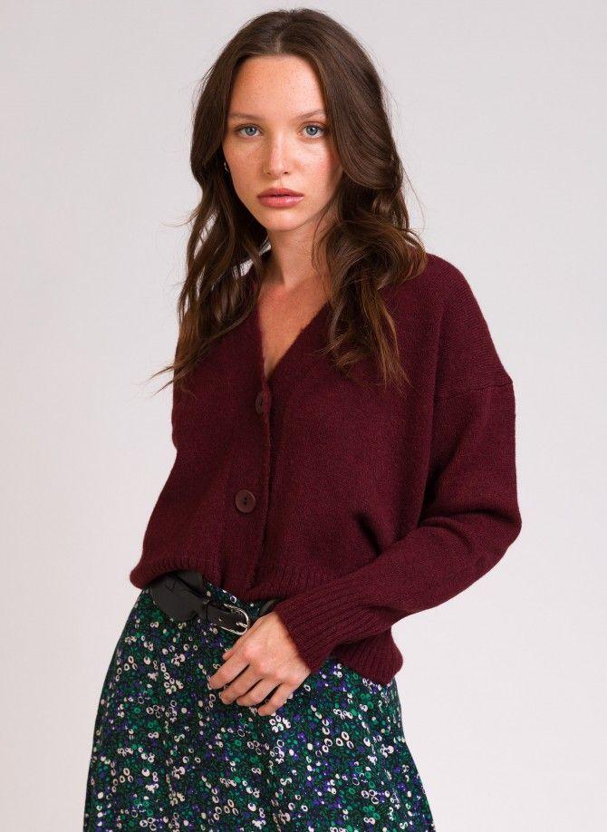 LECOLETTE buttoned cardigan