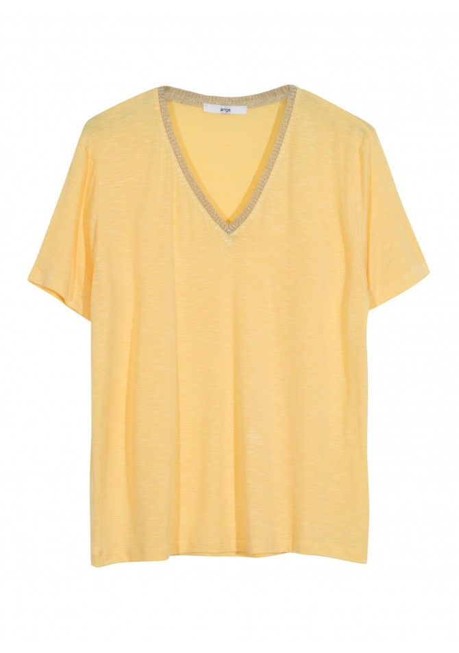 TWISTYUNI - Short sleeves top - ANGE